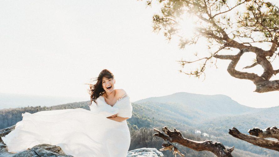 Adventurous Traveling Wedding + Elopement Photographer
